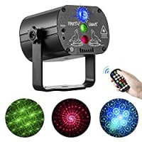 60 Patterns LED Disco Light