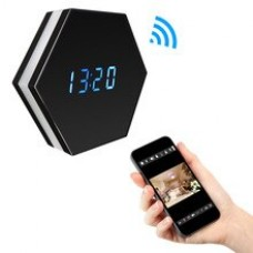 Mini Camera  Clock Wireless WIFI